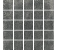 Hard leather Mosaico 5 Slate R11 868674 мозаика